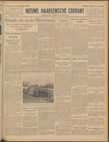Nieuwe Haarlemsche Courant 1941-03-13