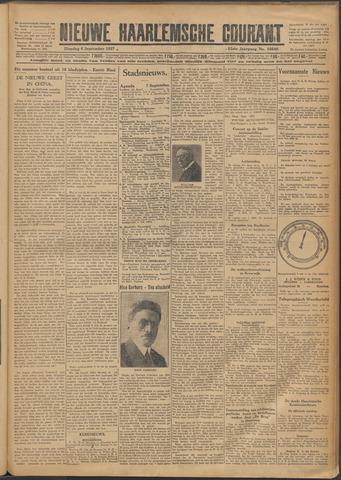 Nieuwe Haarlemsche Courant 1927-09-06