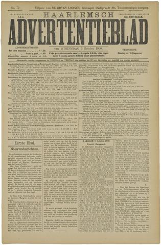 Haarlemsch Advertentieblad 1900-10-03