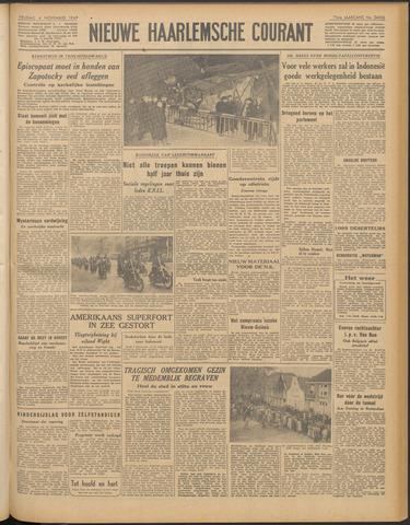 Nieuwe Haarlemsche Courant 1949-11-04