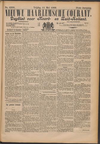 Nieuwe Haarlemsche Courant 1906-05-11