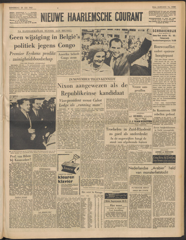 Nieuwe Haarlemsche Courant 1960-07-28
