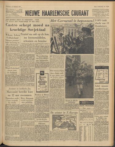 Nieuwe Haarlemsche Courant 1963-02-25