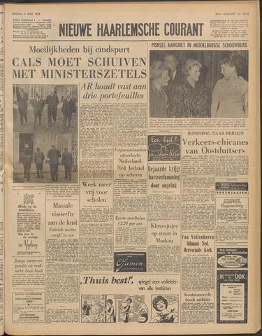 Nieuwe Haarlemsche Courant 1965-04-06