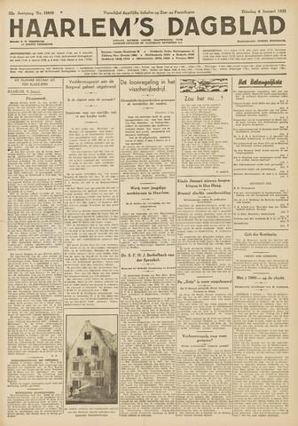 Haarlem's Dagblad 1935-01-08