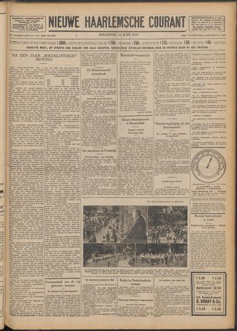 Nieuwe Haarlemsche Courant 1930-06-16