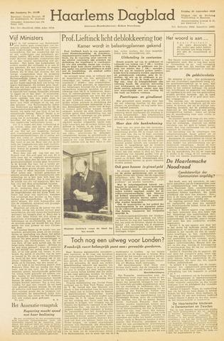 Haarlem's Dagblad 1945-09-28