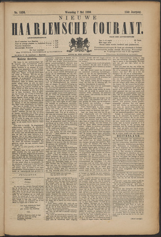 Nieuwe Haarlemsche Courant 1890-05-07