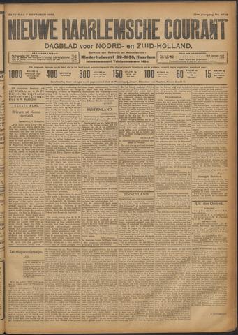 Nieuwe Haarlemsche Courant 1908-11-07