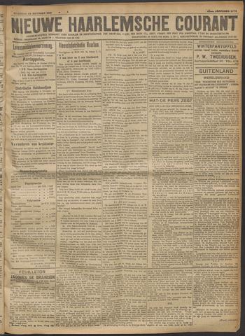 Nieuwe Haarlemsche Courant 1918-10-28
