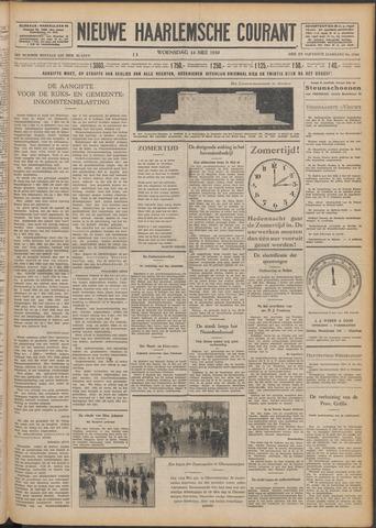 Nieuwe Haarlemsche Courant 1930-05-14