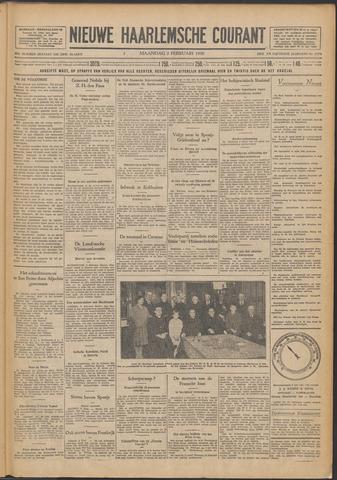 Nieuwe Haarlemsche Courant 1930-02-03