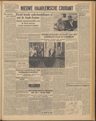 Nieuwe Haarlemsche Courant 1951-06-20