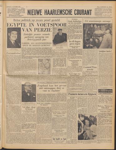 Nieuwe Haarlemsche Courant 1951-10-09