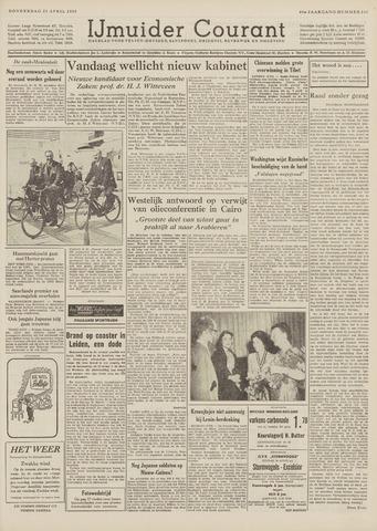 IJmuider Courant 1959-04-23