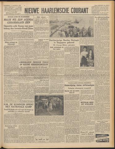 Nieuwe Haarlemsche Courant 1950-08-03