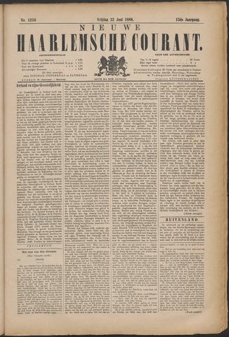 Nieuwe Haarlemsche Courant 1888-06-22