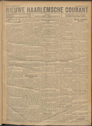 Nieuwe Haarlemsche Courant 1921-01-04