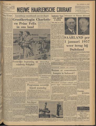 Nieuwe Haarlemsche Courant 1956-06-05