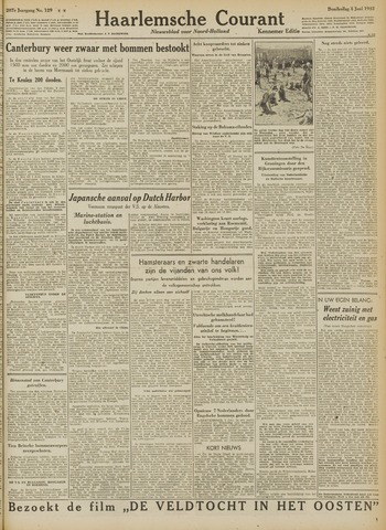 Haarlemsche Courant 1942-06-04
