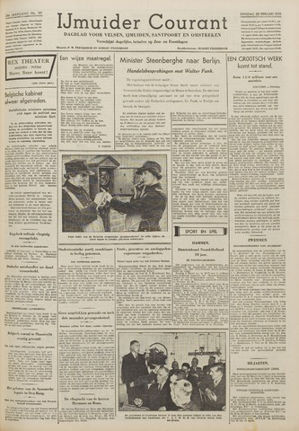 IJmuider Courant 1939-02-28