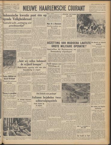 Nieuwe Haarlemsche Courant 1947-07-31