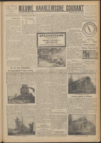 Nieuwe Haarlemsche Courant 1924-03-26