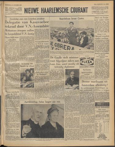 Nieuwe Haarlemsche Courant 1960-11-23