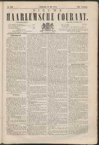 Nieuwe Haarlemsche Courant 1885-05-14