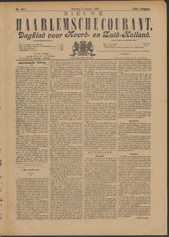 Nieuwe Haarlemsche Courant 1897-01-09