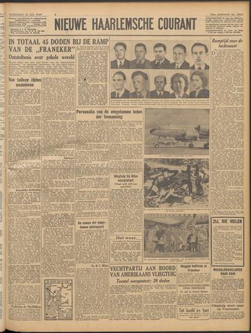 Nieuwe Haarlemsche Courant 1949-07-13