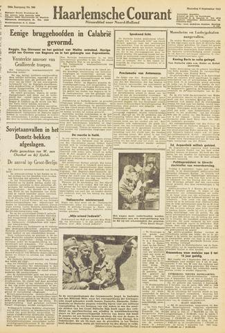 Haarlemsche Courant 1943-09-06
