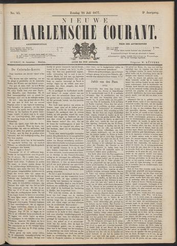 Nieuwe Haarlemsche Courant 1877-07-22