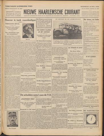 Nieuwe Haarlemsche Courant 1932-11-16