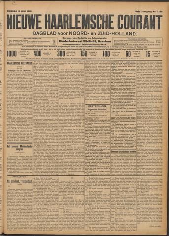 Nieuwe Haarlemsche Courant 1910-07-12
