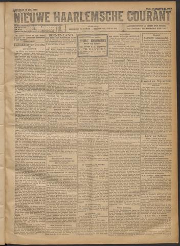 Nieuwe Haarlemsche Courant 1920-07-10