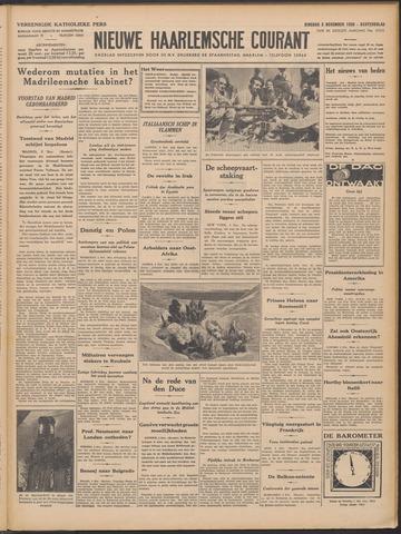 Nieuwe Haarlemsche Courant 1936-11-03