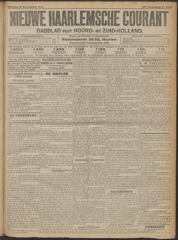 Nieuwe Haarlemsche Courant 1915-09-21