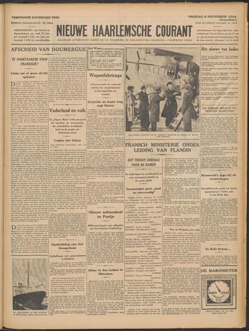 Nieuwe Haarlemsche Courant 1934-11-09
