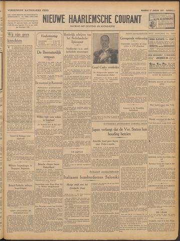 Nieuwe Haarlemsche Courant 1941-01-27