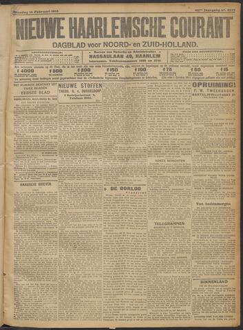 Nieuwe Haarlemsche Courant 1916-02-15