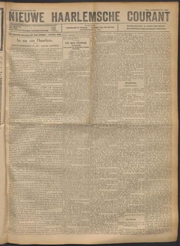 Nieuwe Haarlemsche Courant 1921-08-20