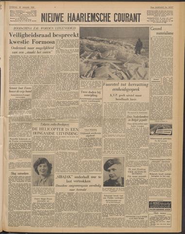 Nieuwe Haarlemsche Courant 1955-01-29