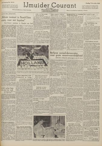 IJmuider Courant 1948-12-07