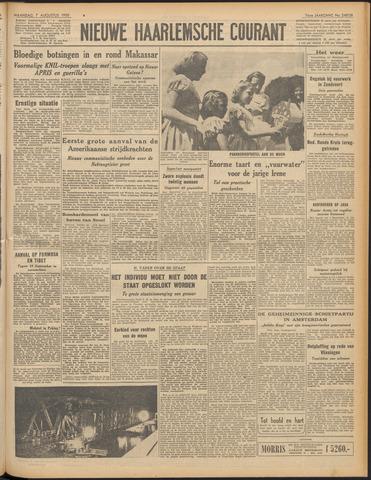 Nieuwe Haarlemsche Courant 1950-08-07