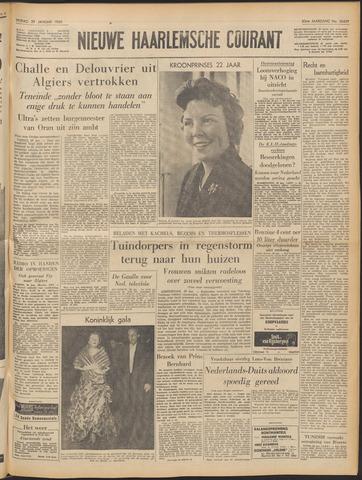 Nieuwe Haarlemsche Courant 1960-01-29