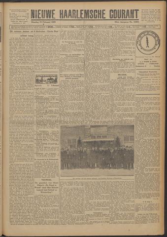 Nieuwe Haarlemsche Courant 1925-02-10