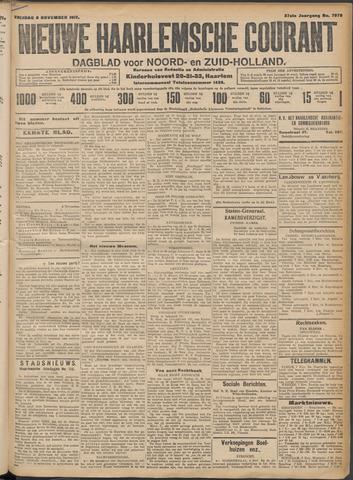 Nieuwe Haarlemsche Courant 1912-11-08