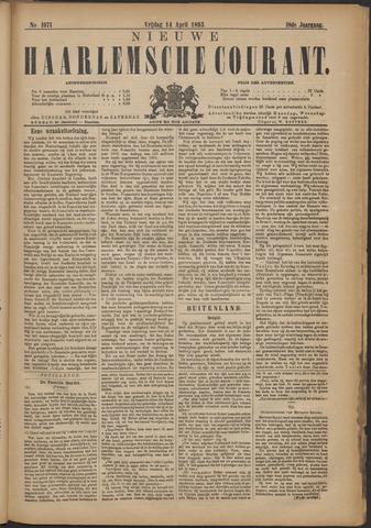 Nieuwe Haarlemsche Courant 1893-04-14