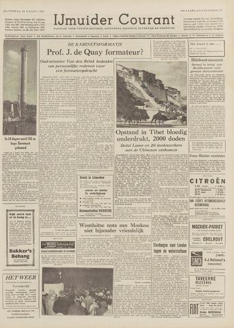 IJmuider Courant 1959-03-28